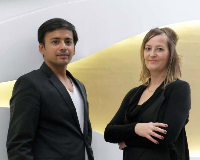 Amit Gupta and Britta Knobel