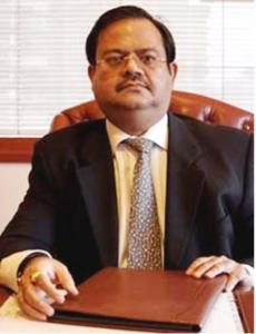Krishan Singhania, Managing Partner of Singhania & Co. Indo-German consulting